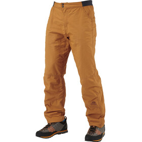 Mountain Equipment Inception - Pantalones de Trekking Hombre - naranja